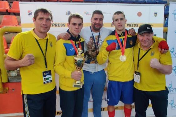 Харьковские боксеры победили на Евро-2020 среди молодежи