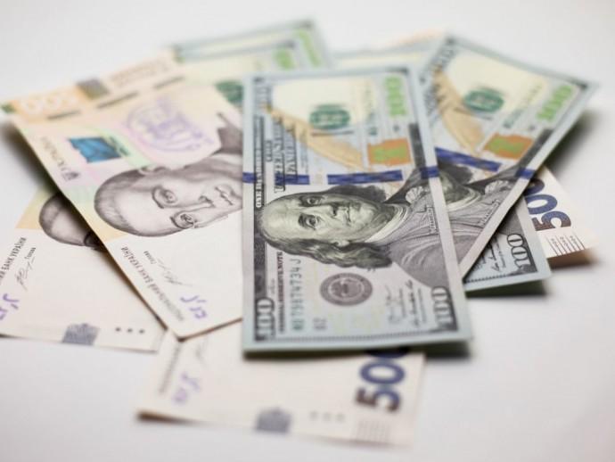 НБУ установил официальный курс на уровне 26,51 гривны за доллар