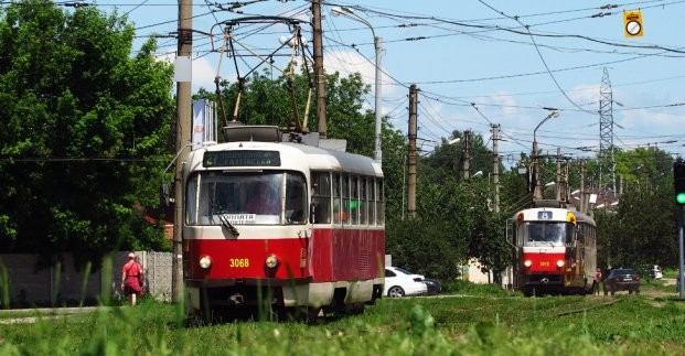 Трамвай №8 временно изменит маршрут движения