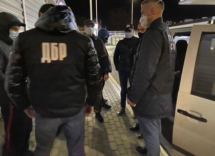 Задержание спецслужбиста на взятке: информация СБУ