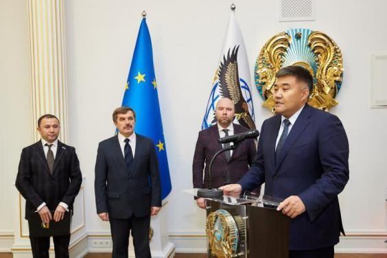Евгений Грицков принял участие в мероприятиях по случаю Дня независимости Казахстана