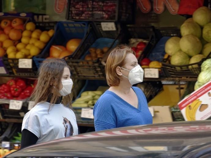 Завтра начнут штрафовать украинцев за отсутствие маски