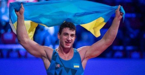 Харьковчанин защитил титул чемпиона мира по греко-римской борьбе