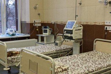 В опорных медучреждениях области лечат 1258 пациентов с COVID-19