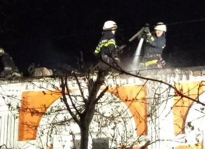 ФОТО: Пожар на Конторской: информация от ГСЧС