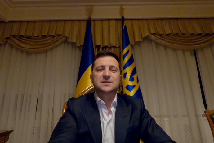 Обращение Президента Украины по случаю Дня Достоинства и Свободы