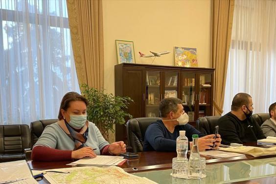 В Харьковской ОГА прошло очередное заседание рабочей группы по взаимодействию с ФОП