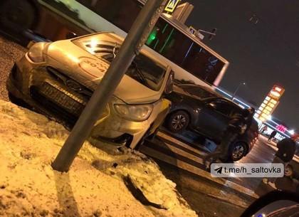 ДТП: на Одесской таксист сбил дедушку-пешехода (Telegram)