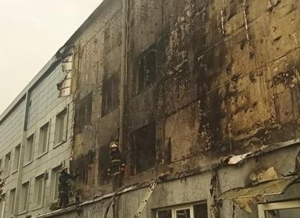 Пожар: в огне - Новожановский мясокомбинат (Обновлено, Telegram)