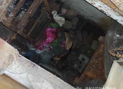 Кровь на диване и труп в подвале: отсидевший за убийство мужчина зарезал отчима сожительницы (ГУ НП)
