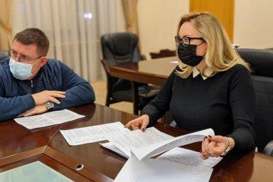 Жители области могут выбирать поставщика газа между Нефтегазом и Харьковгаз Сбытом - Татьяна Егорова