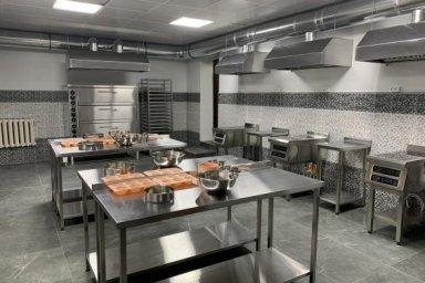 В заведении профессионального образования на Харьковщине открылся учебно-практический центр «Пекарь»