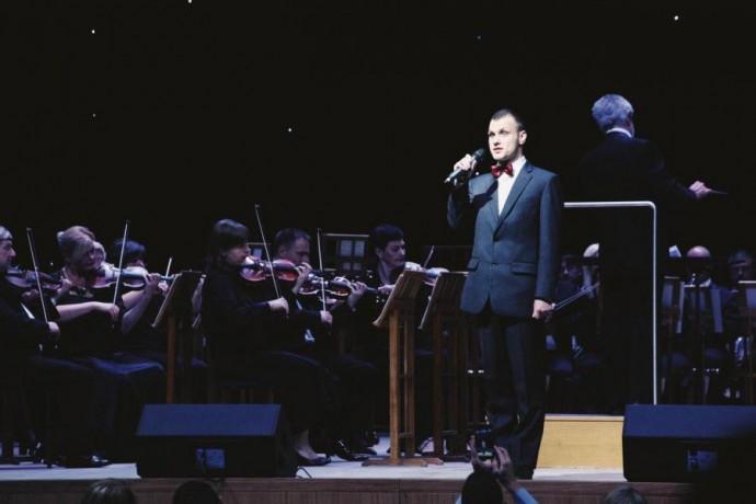В Харькове состоялся благотворительный концерт «Искусство разгоняет тьму»