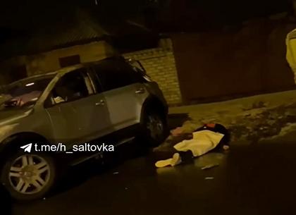 ВИДЕО: В Харькове Volkswagen Touareg сбил столб. Есть погибшие - Соцсети