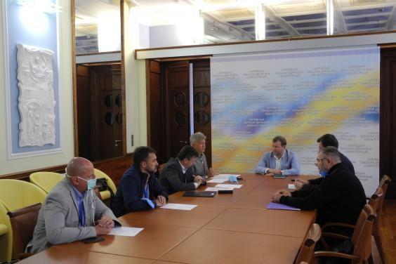 В ХОГА обсудили вопросы строительства объектов, реализуемых в рамках проекта ПРООН