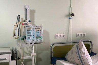 На стационарном лечении в опорных учреждениях Харьковщины находятся 1248 пациентов