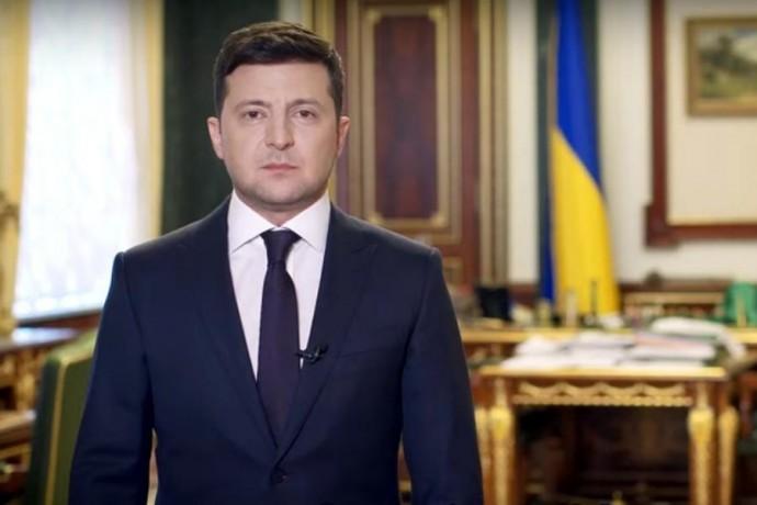 Обращение Президента относительно продолжения борьбы с коронавирусом в Украине