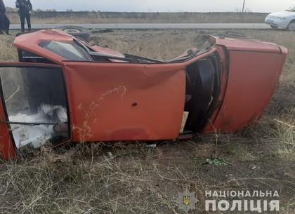 ДТП: крепкий автопоцелуй и Жигули - на боку (ГУНП)