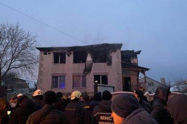 Расследование причин пожара в доме престарелых в Харькове - на контроле главы Харьковской ОГА Айны Т