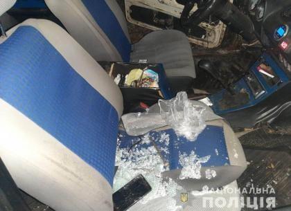 Дерзкий и пьяный угонщик: украл авто и пытался драться с полицией - ГУНП