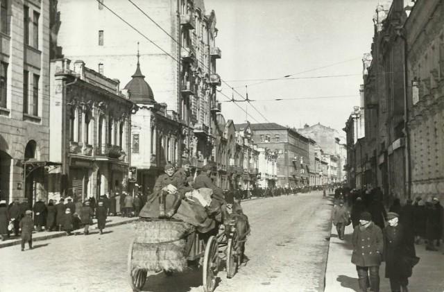 Улица Карла Либкнехта 1941 г
