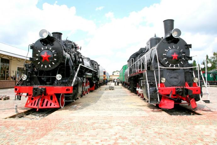 Музей истории и железнодорожной техники ЮЖД