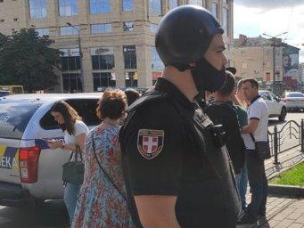 Захват заложников в Луцке: СБУ уточнила количество удерживаемых лиц (ВИДЕО)