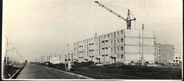 Харьков строится. 1967 год