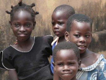 16 июня - Международный день африканского ребенка